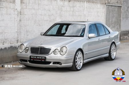 Mercedes-Benz E55 AMG 4Matic (Vilner)