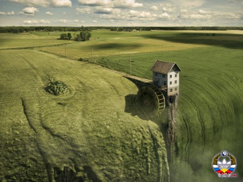 Surreality by Erik Johansson